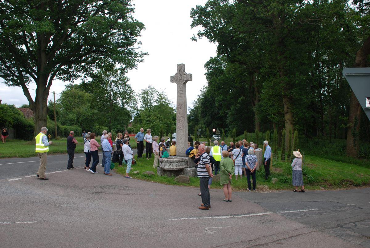 Lady Marian Alford Memorial